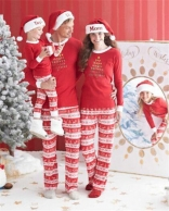 Adult Red Cute Christmas Clothes
