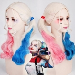 Suicide Squad Cosplay Hair